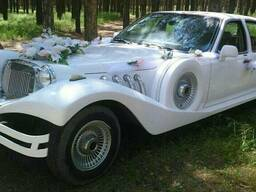 Заказ лимузина Fantom (3 места) в прокат.