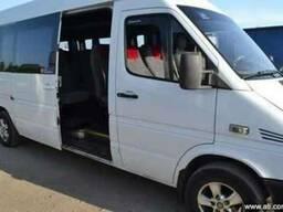 Заказ микроавтобуса Днепропетровск