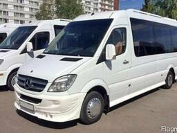 Заказ мікроавтобусів для пасажирських перевезень Львів