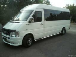 Заказ микроавтобусов в Одессе.