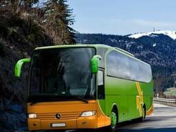 Заказ пассажирских автобусов и микроавтобусов во Львове