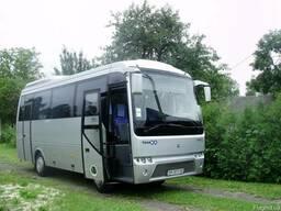 Заказать аренду автобуса 29 мест Львов Украина Европа