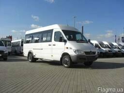 Заказать автобус микроавтобус 18,20,22,23,27 мест Днепр