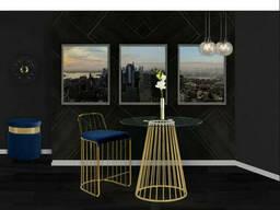 Заказать мебельный комплект в стиле LOFT