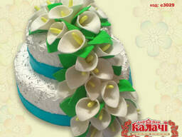 Заказной торт Чернигов,торт на день рождения Чернигов