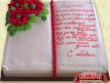 Заказной торт Чернигов, торт на день рождения Чернигов - фото 5