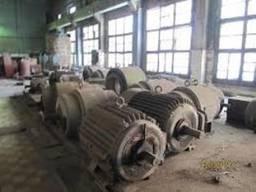 Закупаем электродвигатели, компрессоры на разборку Киев