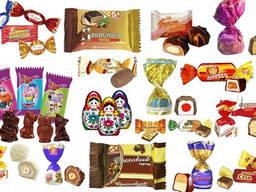 Закупаем неликвиды, просрочку: шоколадки, батончики, конфеты