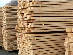 Закупаем обрезную доску сосны и елки на экспорт