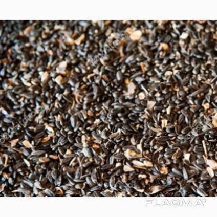 Закупаем зерноотходы подсолнечные, рапсовые