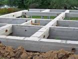 Заливка/строительство фундамента - фото 3