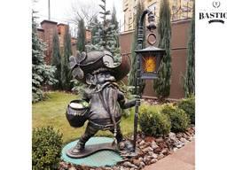 Светильники Лепрекон скульптуры садовые парковые ПДК Бастион