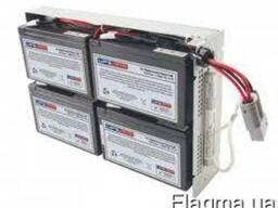 Замена аккумуляторов в ИБП (UPS): APC, RBC . ..