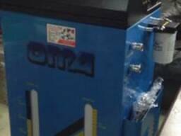 Замена масла акпп, оборудование замены масла OMA SMV2