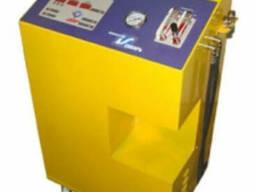 Замена масла акпп, оборудование замены масла Импакт - 2010