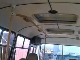 Замена настила пола автобуса ПАЗ