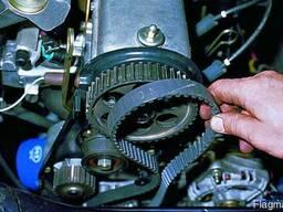 Замена, ремонт КПП, фильтров, масла, двигателя, колодок и др