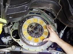 Замена сцепления на автомобиле