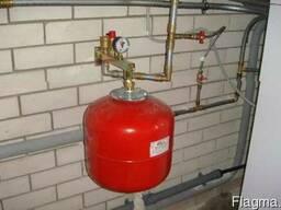 Замена труб разводки водопровода в квартирах в Киеве