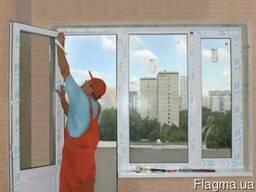 Заміна вікон, дверей