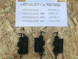 Замок кришки бака Renault Megane 3 Scenic III 2009-2015р. (Рено Меган3 Сценік 3)