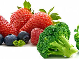 Заморозка ягод IQF заморозка овощей заморозка фруктов