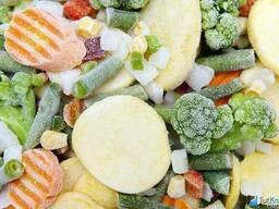 Заморжені овочі