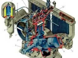 Запасные части для компрессора КТ6, КТ7