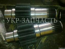 Запасные части для проходческих комбайнов КСП, 1ГПКС, 4ПП-2.