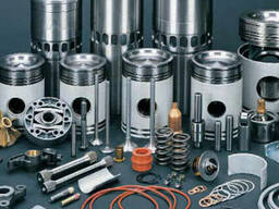 Запасные части двигателей Liebherr, Detroit Diesel.