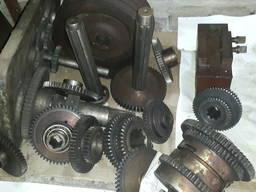 Запасные части к станкам, токарным, фрезерным 1К62, 16К20, 1