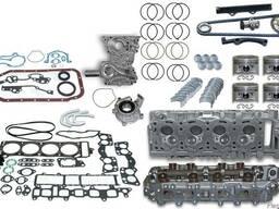 Запасные части на двигатель Toyota 1Z, 2Z, 3Z и их модификац