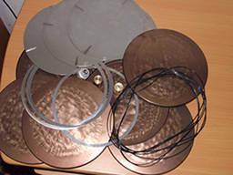 Запасные части на компрессора типа МК-120-120-350 (УГЗС. М)