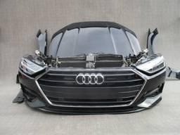 Запчасти б/у Audi A7 4K Капот Бампер Крыло Фара Панель