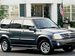 Запчасти б/у и новые Suzuki Grand Vitara, XL7, New, SX4. СТО