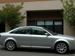 Запчасти б/у новые Audi Ауди A6 C5 97-05 Разборка Крыло Ляда