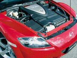 Запчасти б/у новые Разборка Крыло Ляда Mazda RX-8 2003-2008