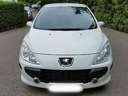 Запчасти б/у новые Разборка Peugeot 308 2007–2013 Крыло Ляда