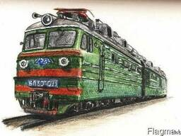 Запчасти для железнодорожных составов