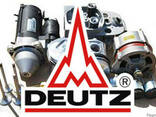 Запчасти двигатель Deutz/Дойц F2L1011, F3L1011F, F4L1011F - фото 2