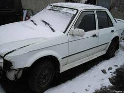 Запчасти Ford Orion MK2 1. 4 1986-1990 Разборка Ford Orion