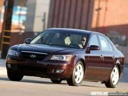 Запчасти на хюндай соната 07 года Hyundai Sonata