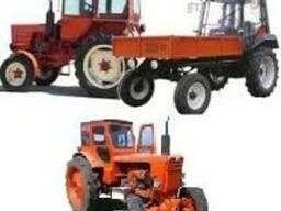 Запчасти и комплектующие для тракторов Т16; Т25; Т40