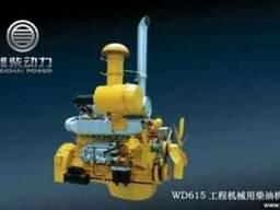 Запчасти и ремонт двигатель WD-615