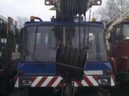 Лобовые стекла к автокранам модели Январец-Bumar