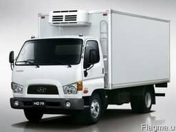 Запчасти к грузовому автомобилю Hyundai hd 65, 72, 78