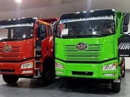 Запчасти грузовых авто JAC, FAW, Foton, Howo