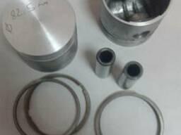 Запчасти компрессора ГСВ0,6/12 СБ4 LB СО-7Б У43102 155-2В5У4