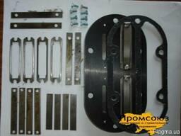 Запчасти компрессора У43102А, СО-7Б, СО-243 клапана, плита