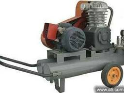 Запчасти компрессора СО-7Б СО-243 У43102 ПКС С415 Ремонт